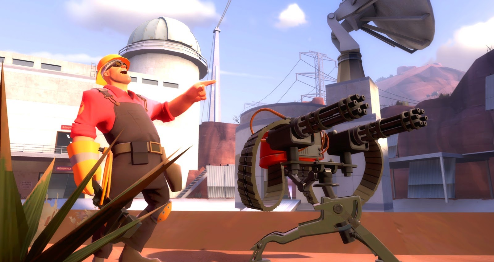 Team Fortress 2, Engineer