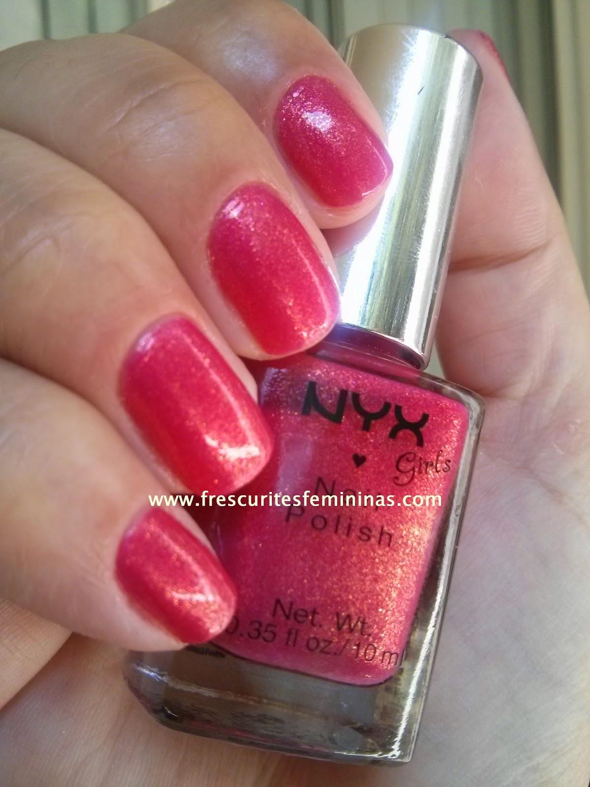 Nyx Girls, Frescurites Femininas