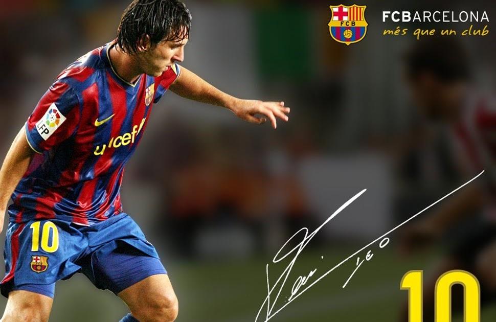 Biografi Lionel Messi Bagian Kesatu Legenda Hidup Barcelona Pelajaran Bahasa Indonesia Di