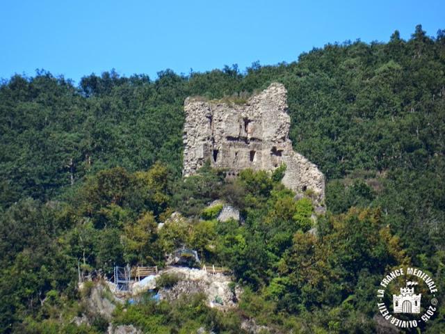 SCHERWILLER (67) - Château de Ramstein