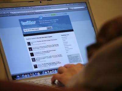 Cuentas de Twitter Hackeadas