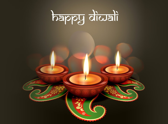 Happy Diwali Diyas Photos 2015 Download