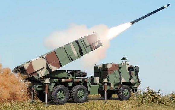 Multiple Launch Rocket System (MLRS) Astros Brazil