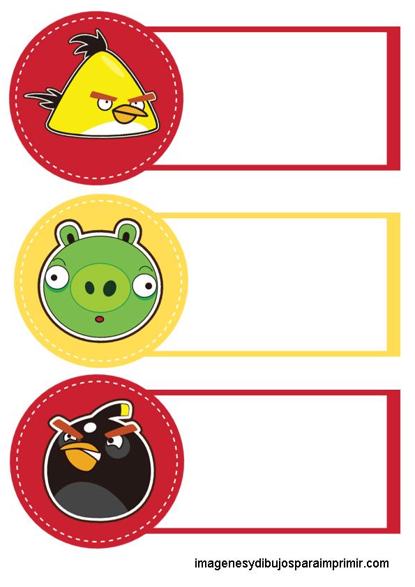 etiquetas de colores para cuadernos etiquetas para cuadernos angry ...