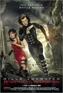 resident evil 5 retribuition