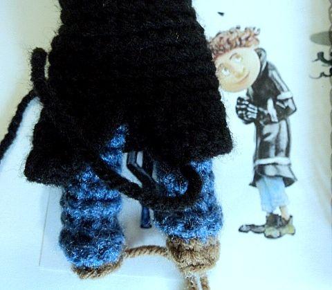 Wybie Doll Button Eyes Free Crochet Pattern ~ Amigurumi To Go