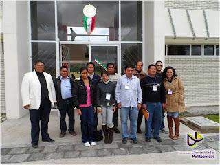 ... Para La Paz: UNIVERSIDAD POLITÉCNICA DE TLAXCALA REGIÓN PONIENTE