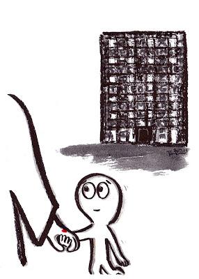 """Leaving My Building (1)"""