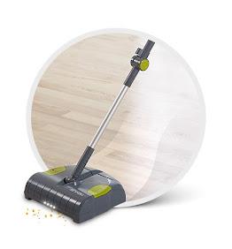 Nyerj Rovus Easy Sweeper akkumulátoros seprűt!