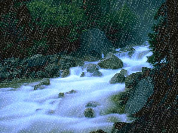 Cara Membuat Efek Hujan Menggunakan Photoshop