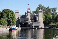 Peterborough Lift Lock - Lock 21