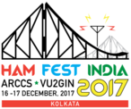 HAMFEST INDIA 2017 at KOLKATA