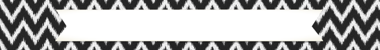 black and white etsy shop banner