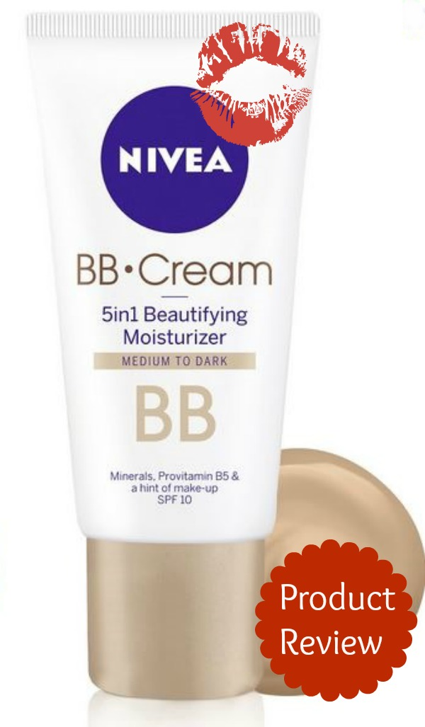 Product Review / Produkt Test: Nivea BB Cream 5in1 Blemish Balm Medium To Dark - Great for olive and tanned complexions - Madame Keke Fashion & Beauty Blog