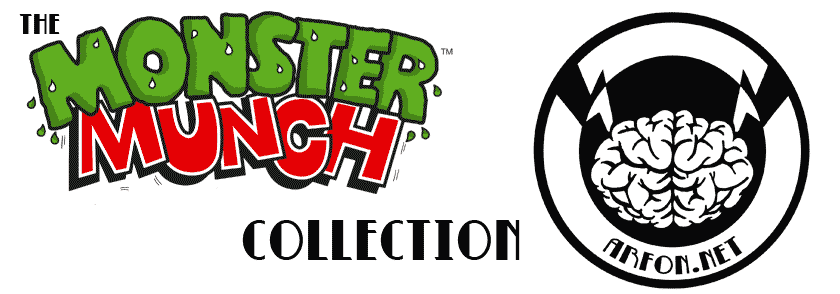 The Monster Munch Collection