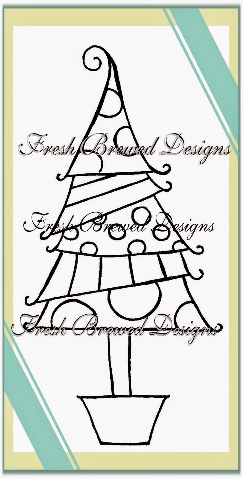 http://www.freshbreweddesigns.com/item_538/Wonky-Christmas-Tree.htm