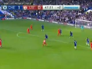 HT: Chelsea vs Liverpool 1-1 Liga Inggris Sabtu 31 Oktober 2015