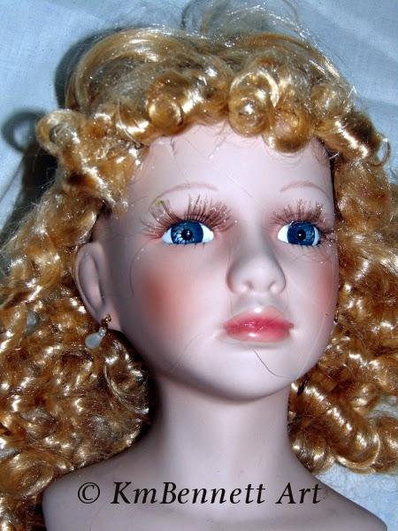 Broken 1 doll photo 07