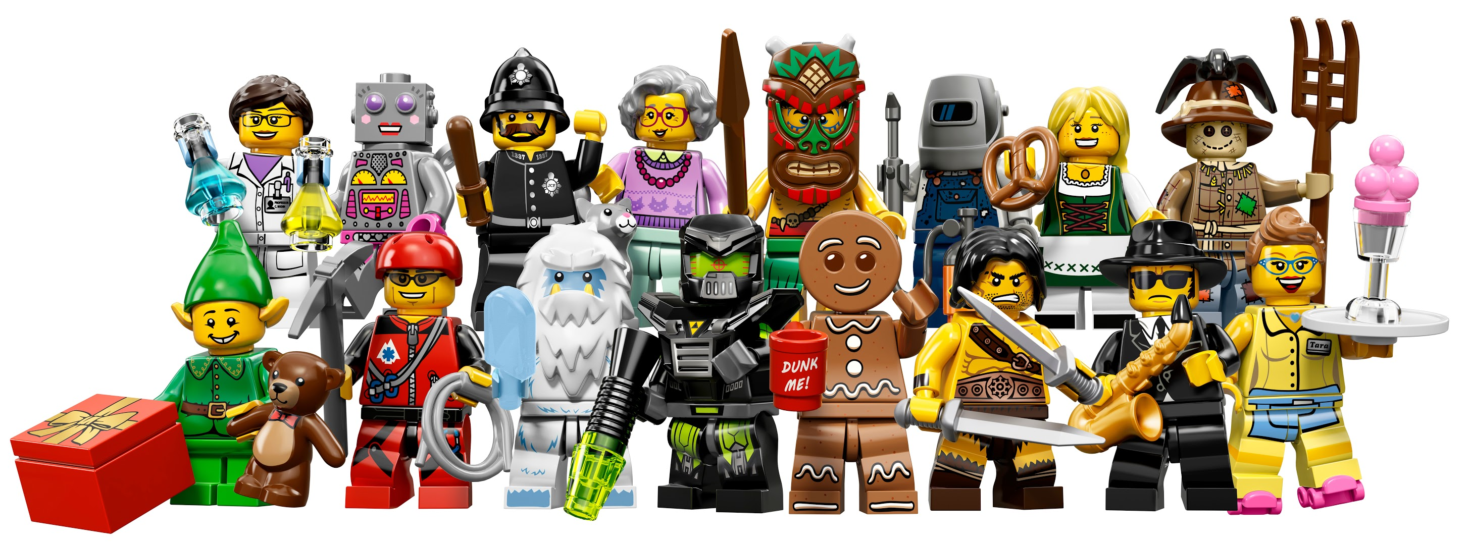 The Brickverse: Theme Guide: Lego Minifigures, Series 11