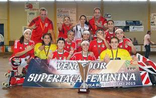 SUPERTAÇA FEMININA 2015