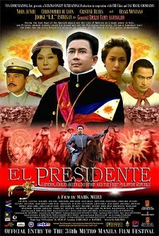 EL PRESIDENTE 2013 - FILIPINO RECIPES AND MOVIES