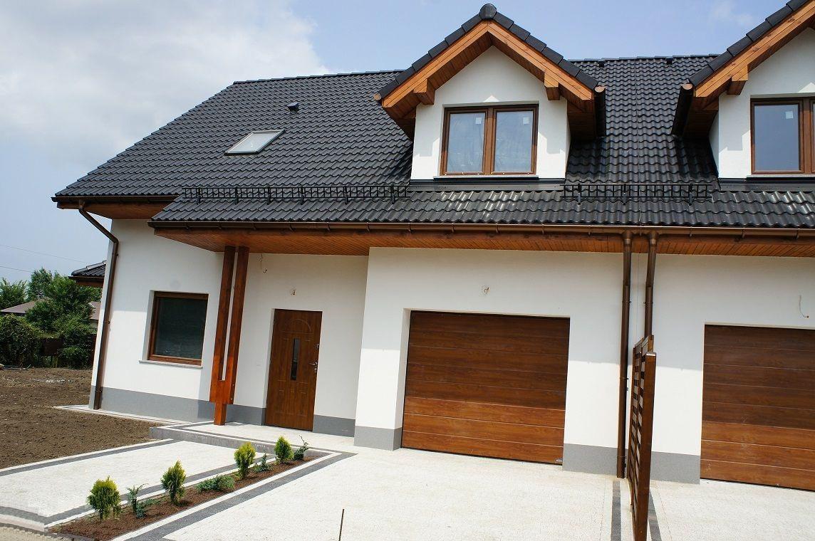 Jakie okna do grafitowego dachu