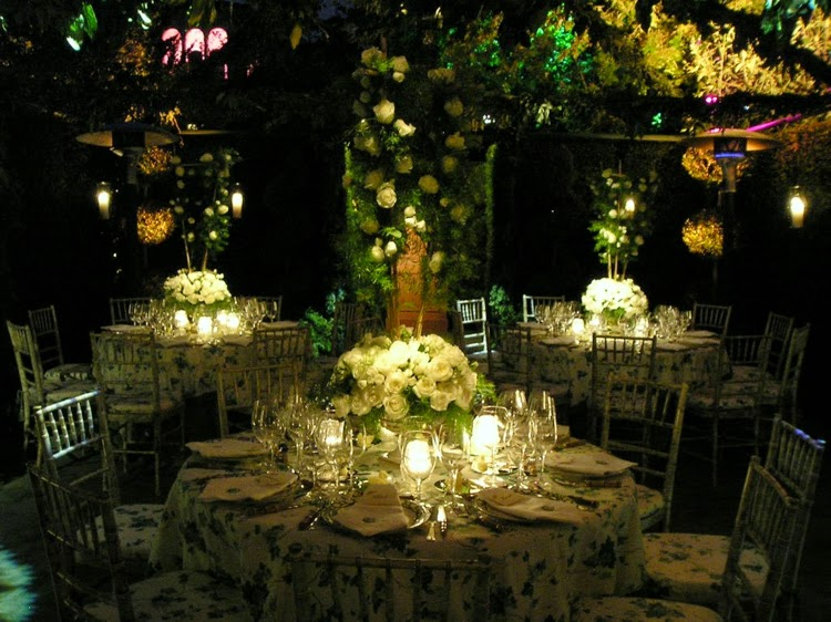 Led Lights For Wedding Led Garden Lighting Ideas
