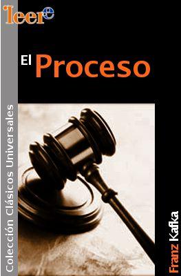 Portada del libro El proceso de Franz Kafka descargar epub pdf