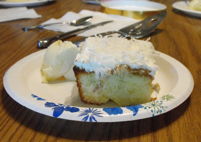 Secrets of a Southern Kitchen: Coconut Cream Cake
