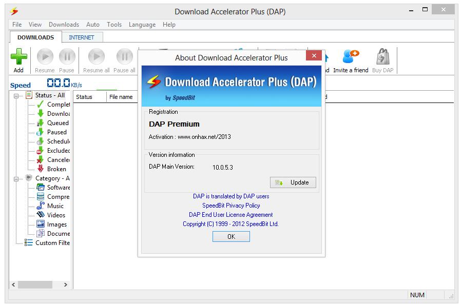 Download Accelerator Plus Dap 10 Latest Free Version