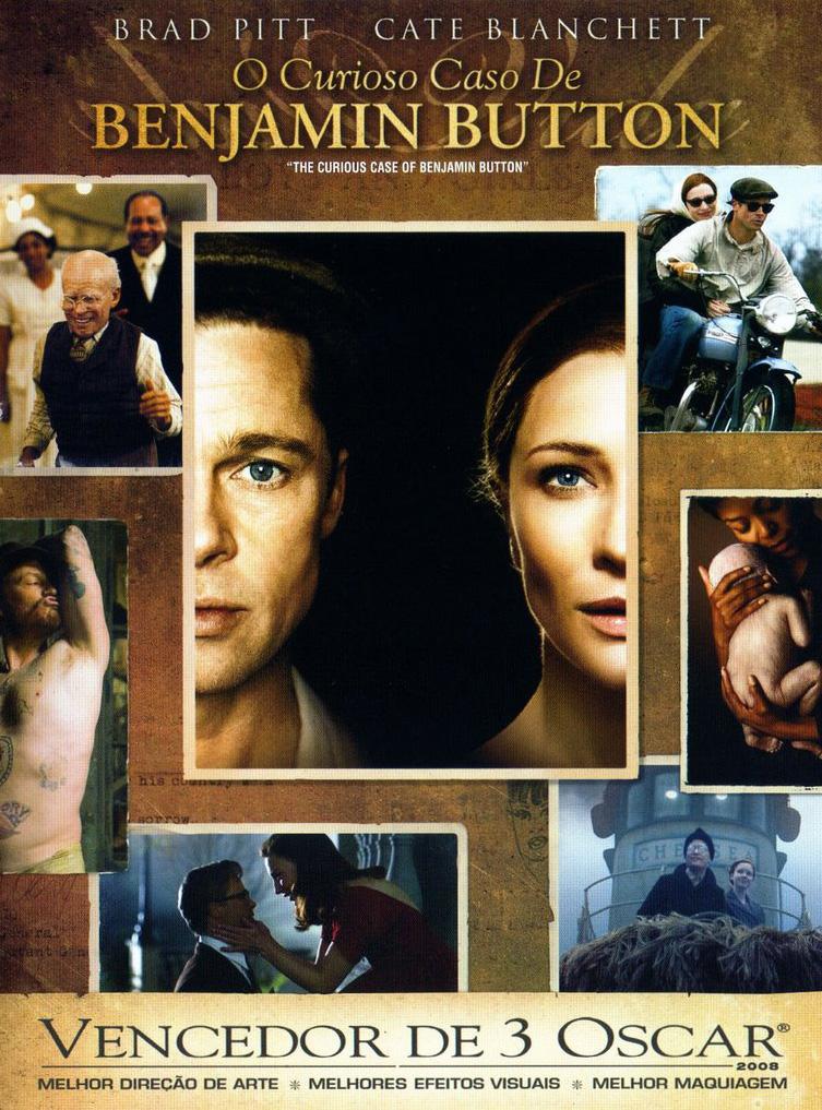 CAPA E RENDERS BAIXAKI FILMES: O Curioso Caso de Benjamin Button