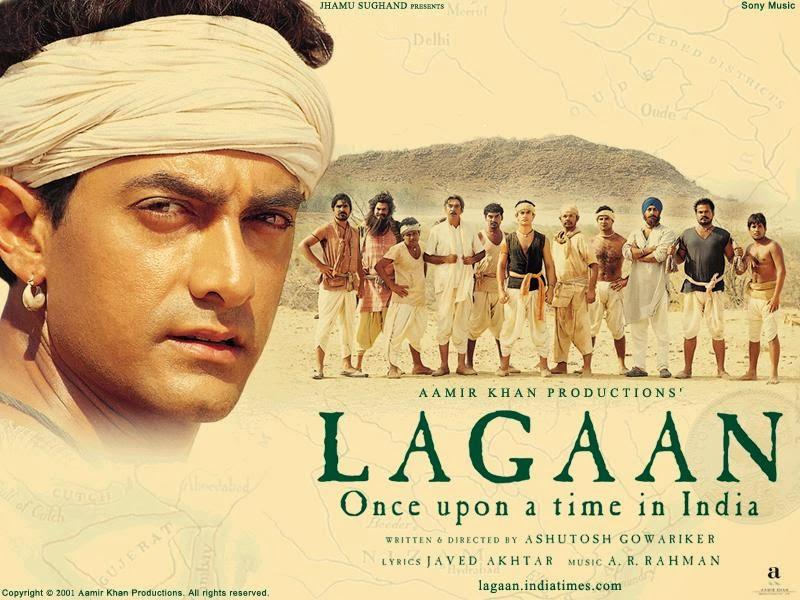 analysis of the film lagaan