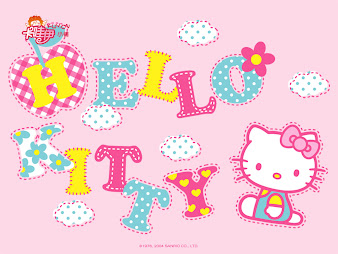 #1 Hello Kitty Wallpaper