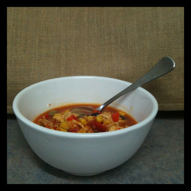 hola enchilada - mexican soup >> STARTS WITH CUPCAKES