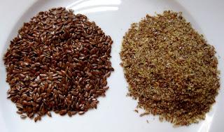flaxseed untuk kenari