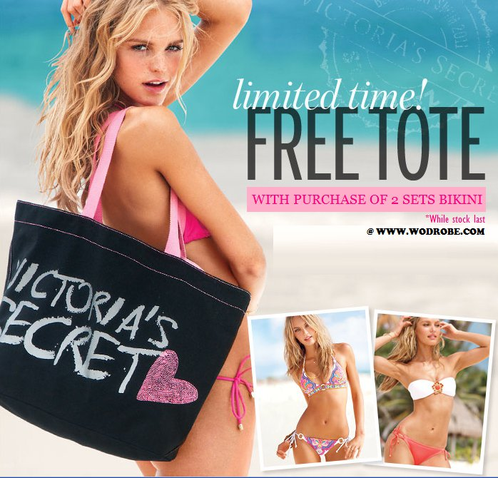Victorias Secret promo codes for discounts aren't all that common, simply because the lingerie store almost always has a great sale going on. However, you may occasionally find Victorias Secret discount codes for a percentage off any item.