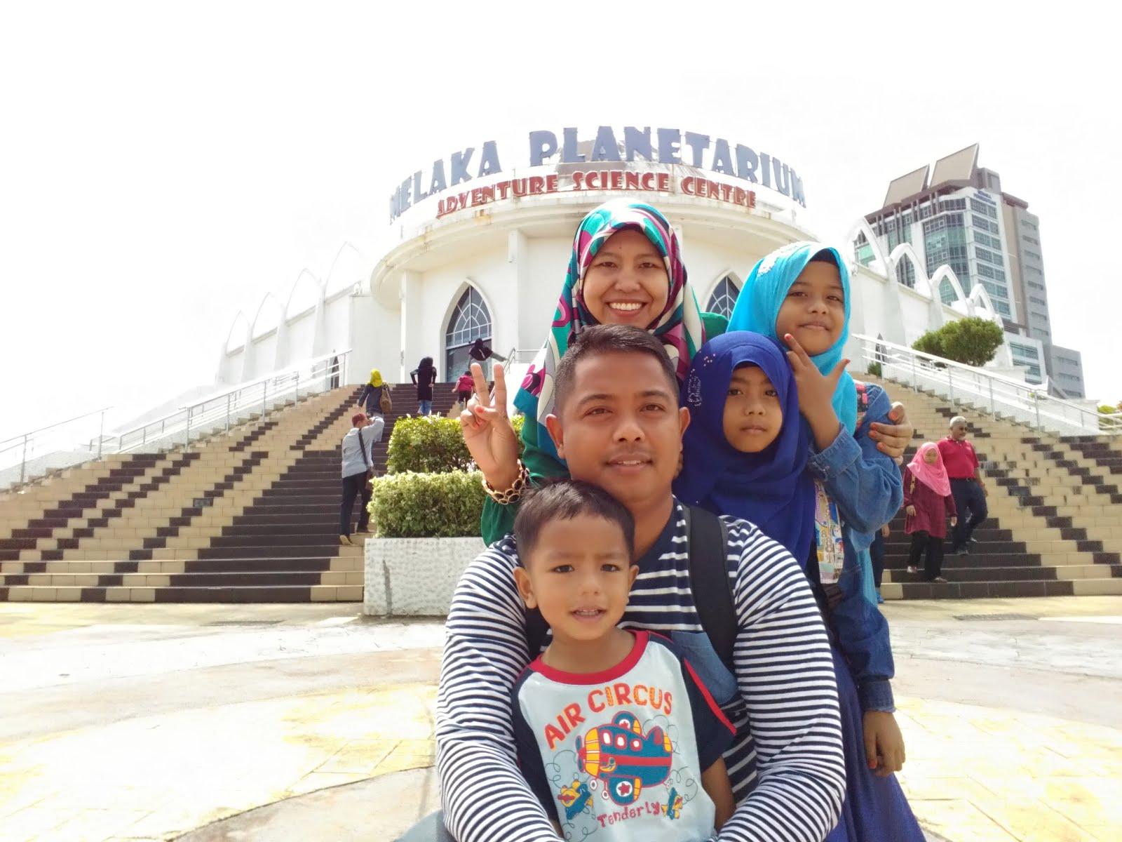 Memori Disember 2016 ~ Melaka