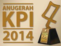 Daftar Pemenang ANUGERAH KPI 2014