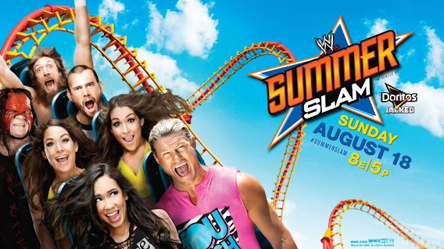 Download SummerSlam 2013 HQ Official Wallpaper - 1920x1080 - Plus 3D - Free Download