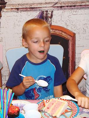 Impreza urodzinowa, Leopark, Bonarka