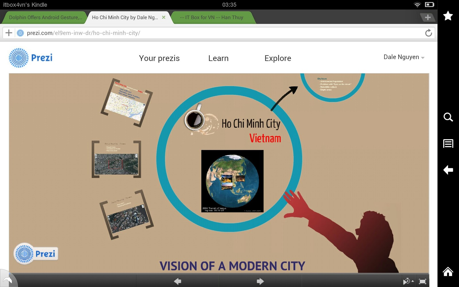 download prezi app for android