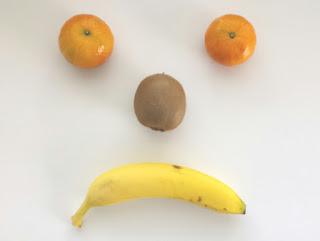 ondeugende spruit 2 ons groente 2 stuks fruit