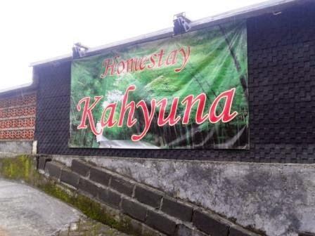 Kahyuna Homestay | Penginapan Murah di Bromo