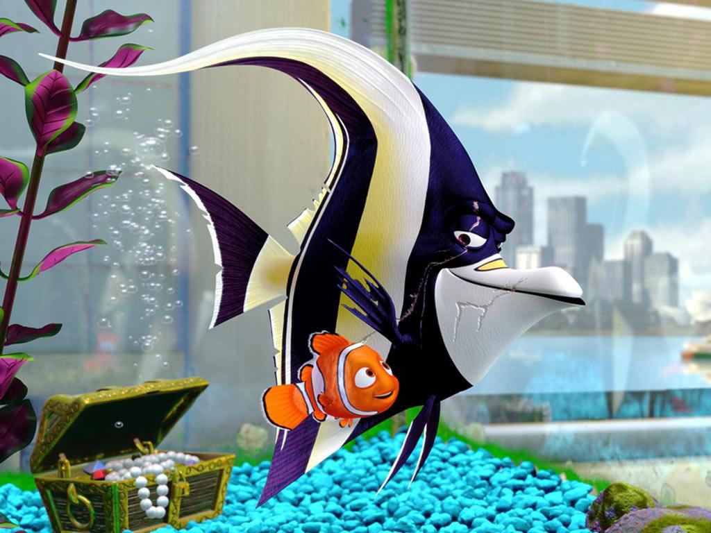 Cartoon Wallpaper Finding Nemo Cartoon Wallpaper