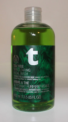 The Body Shop Jumbo Tea Tree Skin Clearing Facial Wash