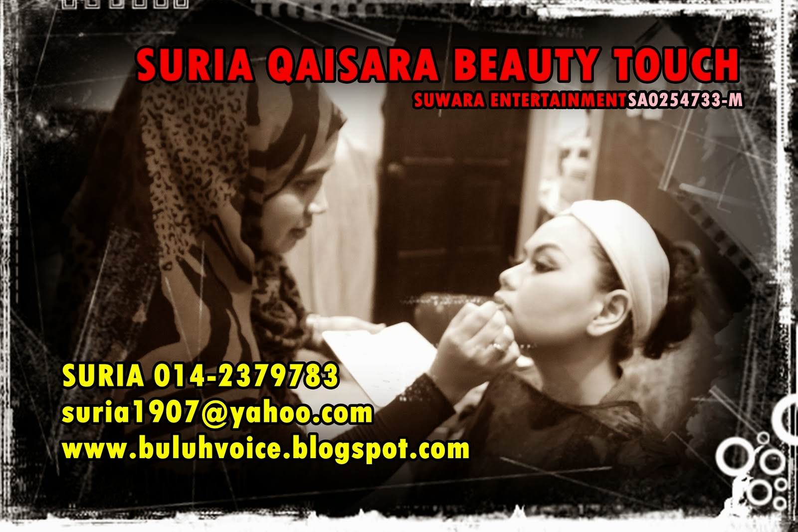 SURIA QAISARA BEAUTY TOUCH
