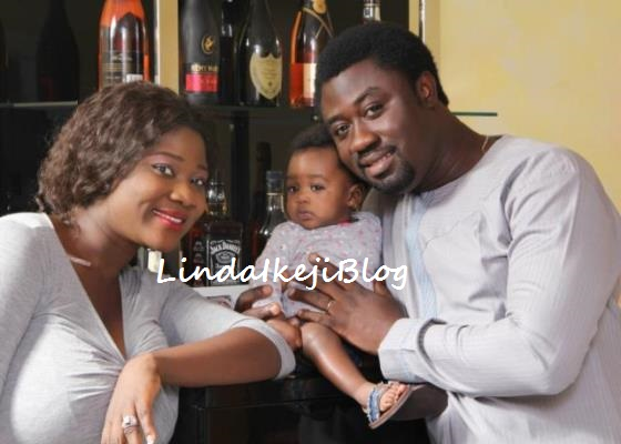 Mercy Johnson family photos