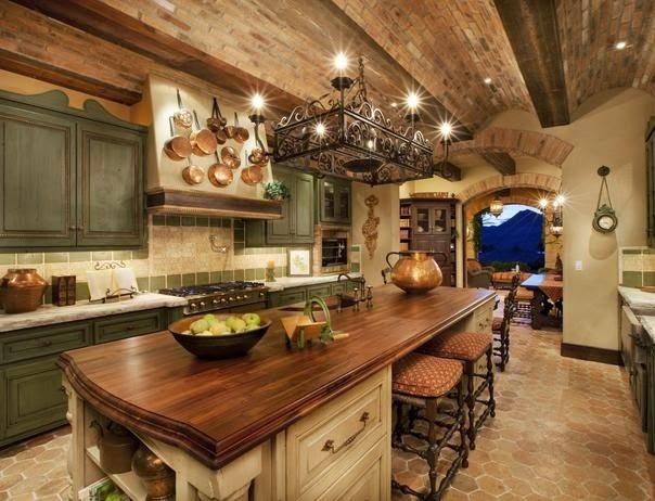 Cocinas Decoracion y diseño de Cocinas: Cocinas Rusticas