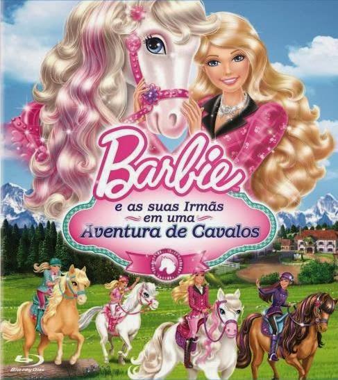 Barbie e as Suas Irmãs em Uma Aventura de Cavalos – Dublado
