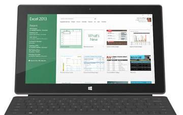 Tablet Surface RT da Microsoft